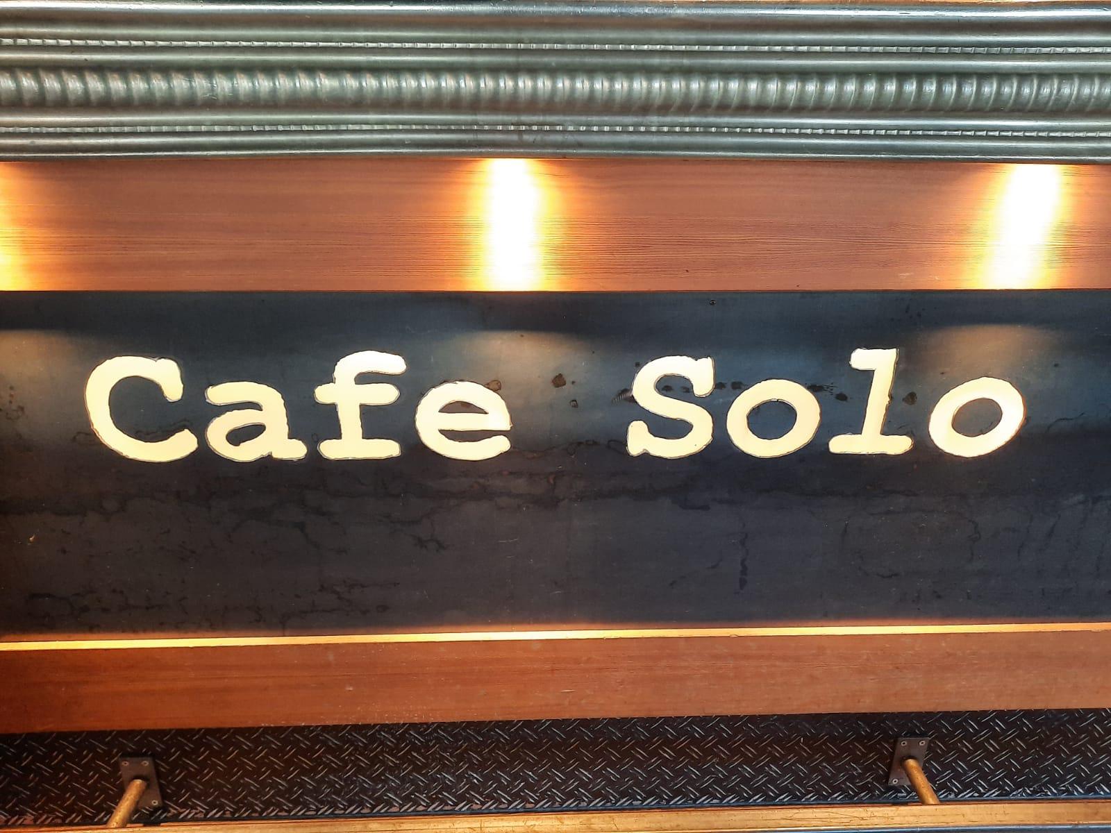 Café Solo Phoenixsee Dortmund