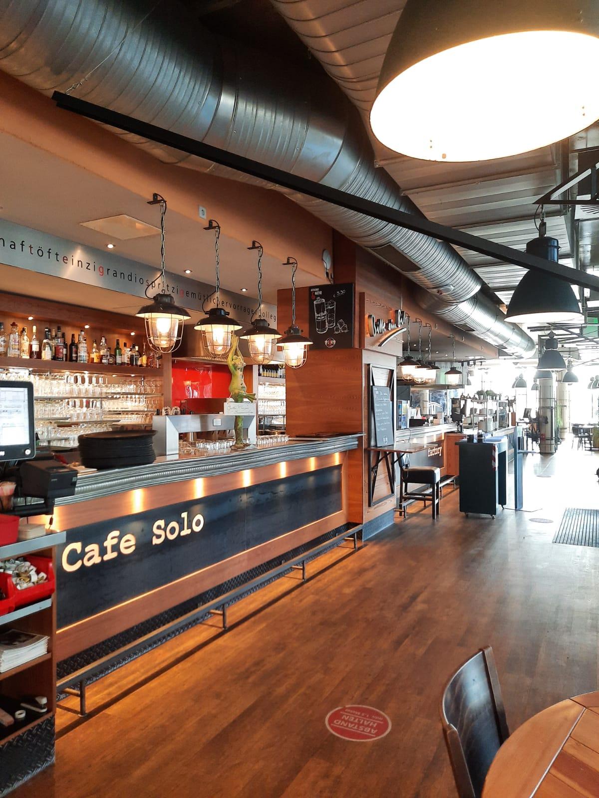 Cafe Solo Dortmund Bar