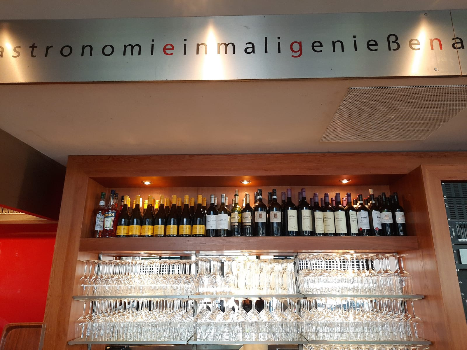 Cafe Solo Dortmund Wine